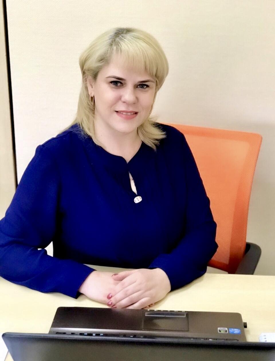 Кривошея Ольга Викторовна