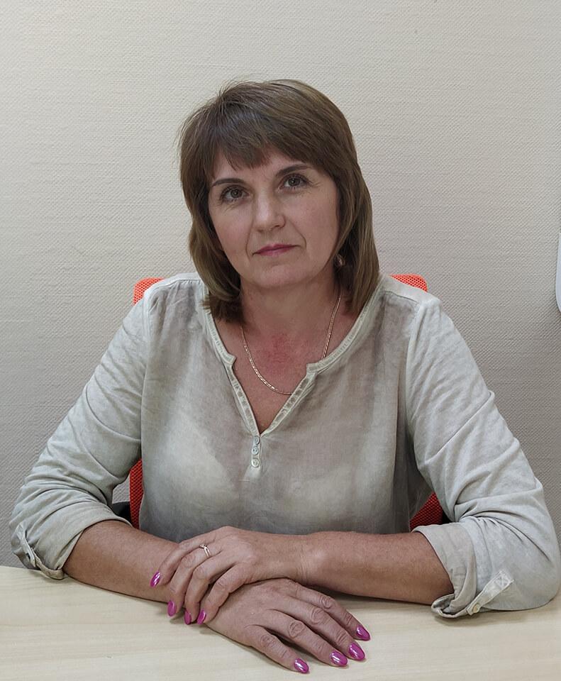 Живайкина Наталья Васильевна