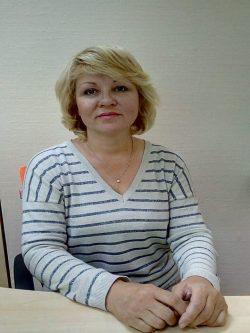 Кудрявцева Елена Леонидовна