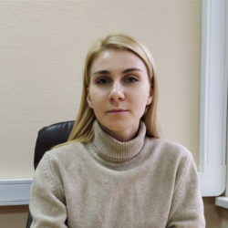 Сударчикова Евгения Александровна