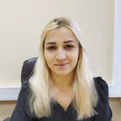 Родионова Алена Васильевна