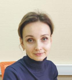 Усова Екатерина Николаевна