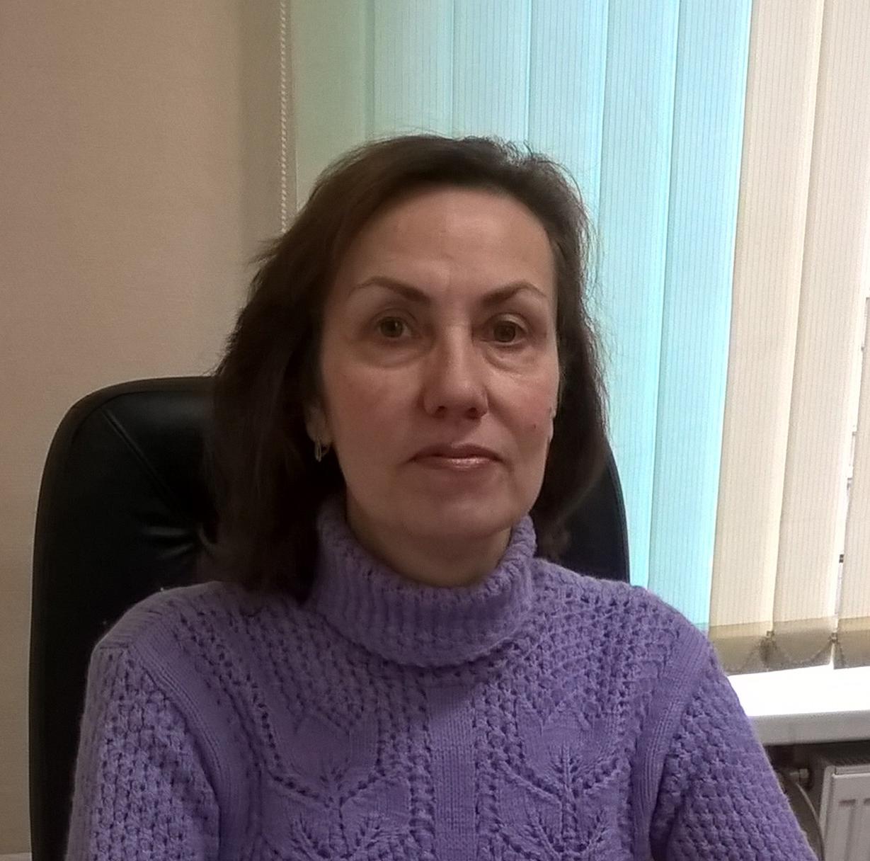 Кондрат Ирина Станиславовна
