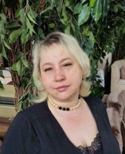 Черкасова Юлия Валерьевна